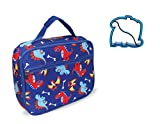 Dinosaur Lunch Box with Dino Sandwich Cutter - Best Reviews Guide