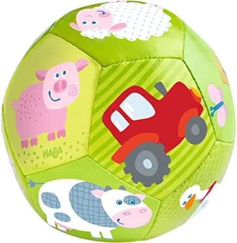 HABA Baby Ball on The Farm 4.5