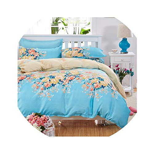 Clayton M Bracewell Home Textiles Bedding Set Bedclothes Include Duvet Cover Bed Sheet Pillowcase Comforter Bedding Sets Bed ()