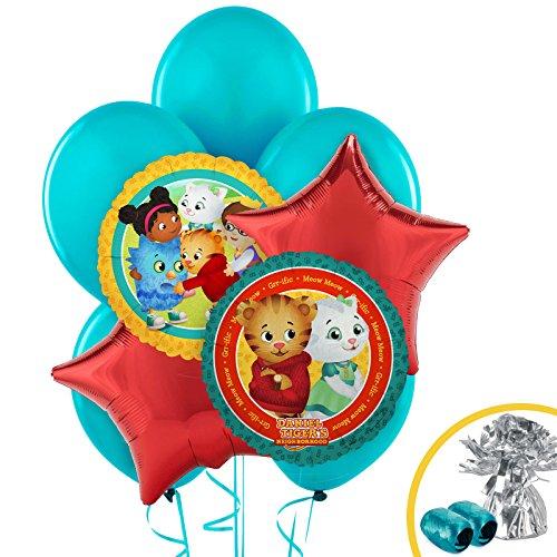 BirthdayExpress Daniel Tiger's Neighborhood Balloon Bouquet]()