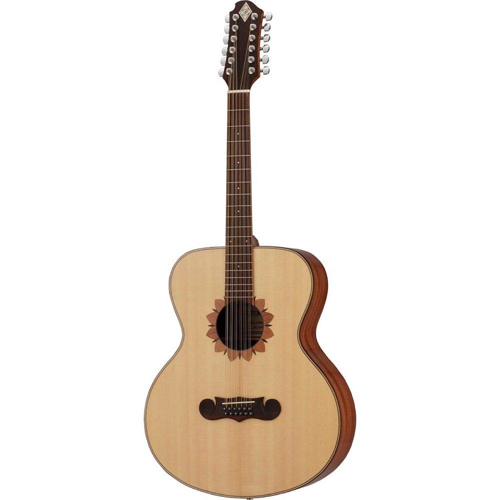 【正規品】 ZEMAITIS アコースティックギター 12弦 ジャンボボディ CAJ-100FW-12   B075KDSNMH