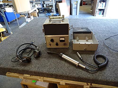 Price comparison product image HP Delcon 4918A Ultrasonic Translator Detector Leak Detection