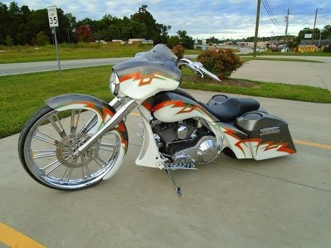 Harley 30 Inch Wheel - 9