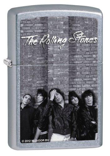 Zippo Rolling Stones Pocket Lighter