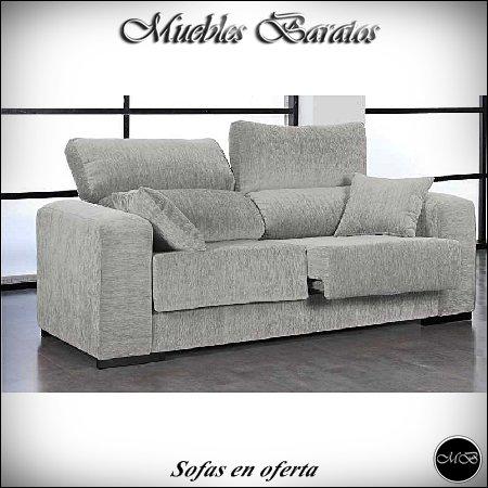 Sofas de tres plazas o cuatro plazas salon sofá sala de ...