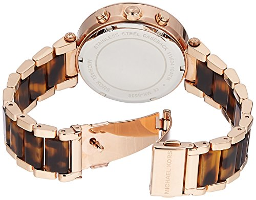 Michael Kors Women's Parker Brown Watch MK5538