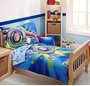 Amazon Com Disney Toy Story Power Up 4 Piece Toddler
