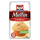 Quaker Muffin Mix Oatmeal (Pack of 12)