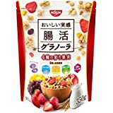 日清シスコ 腸活グラノーラ 350g×6個入り (1ケース)