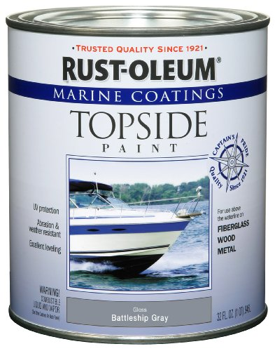 bottom boat paint for aluminum - 6