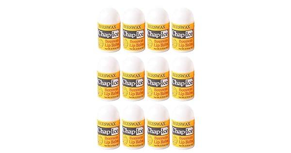 Amazon.com: Chap-Ice - Bálsamo para labios (incluye vitamina ...