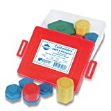 Learning Resources Customary SAFE-T Weight Set, 13 Pieces
