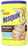 Nesquik Chocolate Milk Drink Mix, Jug, 48.7 oz