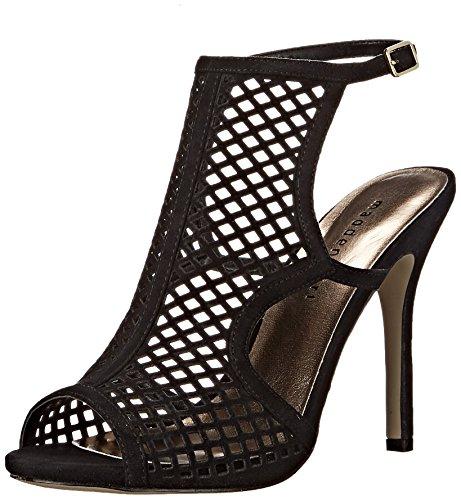 Madden muchacha Regalll vestido de la sandalia Black