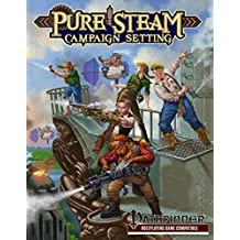 Pure Steam: Campaign Stetting (Pathfinder)(ICOPSCORE)