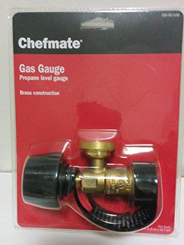 Chefmate Propane Gas Gauge