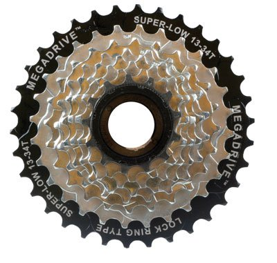 8 Speed Road Cassette - 7