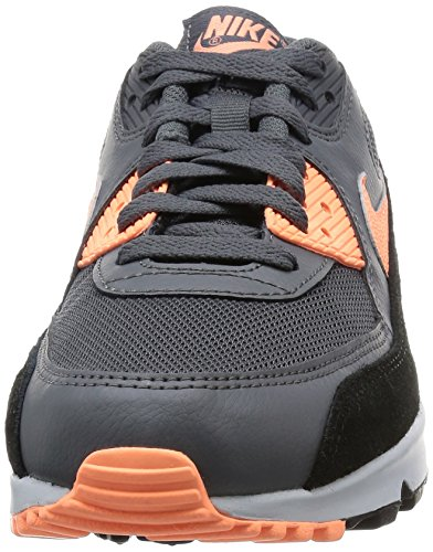 Calzado De Running Nike Mujeres Air Max 90 Dark Grey / Sunset Glow / Black / Pure Platinum