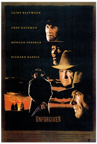 Unforgiven Poster
