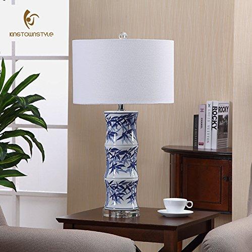 LINA-Die klassische chinesische Porzellan Lampen Amerikanische kreative Wohnzimmer Schlafzimmer studie Keramik Leuchte
