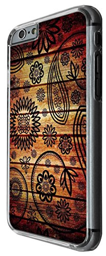 1201 - Middle East Art Shabby Chic Sharms Design For iphone 6 Plus / iphone 6 Plus S 5.5'' Fashion Trend CASE Back COVER Plastic&Thin Metal -Clear