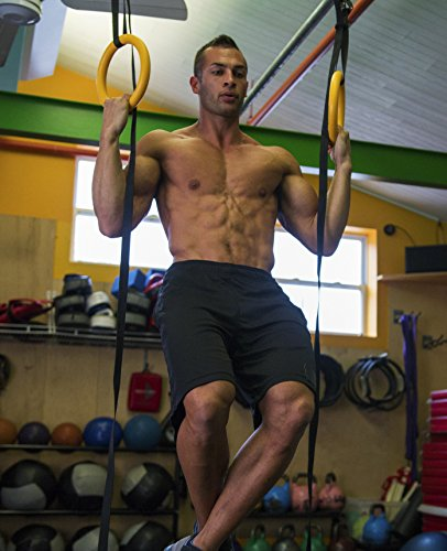 Athletics Gymnastics Strength: Men S Gymnastics Rings Workout