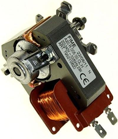 Smeg 795210954 - Motor de ventilador para horno: Amazon.es ...