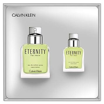 Amazon.com: Calvin Klein Eternity for Men Holiday 2018 Set ...