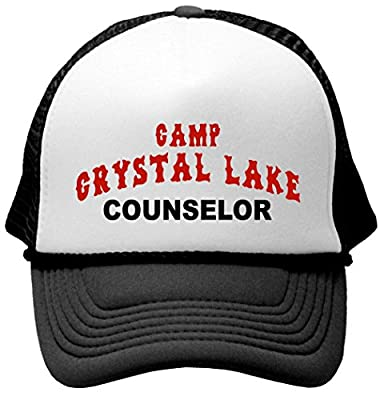 CRYSTAL LAKE COUNSELOR - Unisex Adult Trucker Cap Hat