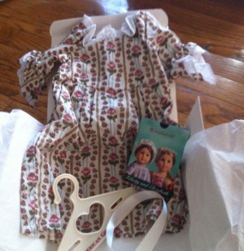 American Girl Felicity's Rose Garden Gown Dress Set for Doll