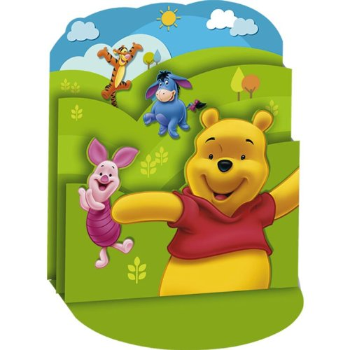 Winnie the Pooh 12 5/8in  -