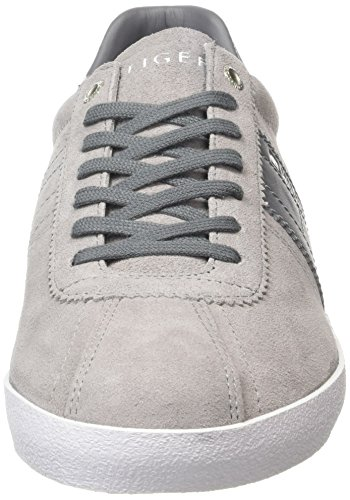 Tommy Hilfiger P2285layoff 1b, Pantofole Uomo Grigio (Grau (Light Grey 051))