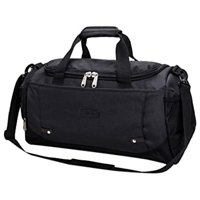 7e8e746161f1 Amazon.com: Pengy Oversized Canvas Travel Tote Duffel Bag Unisex ...