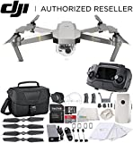 DJI Mavic Pro Platinum Collapsible Quadcopter Travel Bag Starters Bundle