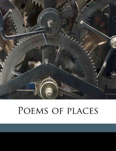 Download Poems of places Volume 9 pdf
