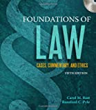 Foundations of Law 5th Edition