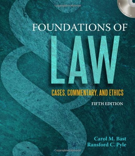 the foundations of law No foundations is an international peer-reviewed journal committed to publishing interdisciplinary legal scholarship of the highest quality at the interface between law and justice we encourage contributions from all areas of law and beyond, with the aim of bridging the gap once opened between law and other social and human activities and.