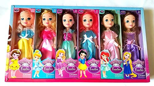 My First Fashion Dolls Set Of 6 Buy Online At Best Price In Uae Amazon Ae