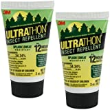 12 Pack Of 3M Ultrathon Insect Repellent Lotion, 2-Ounce