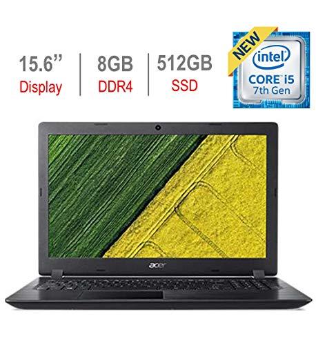 Comparison of Acer Aspire vs Dell Inspiron 15 5000 (6.56 pounds)