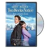 Two Weeks Notice / Deux semaines d'avis