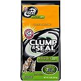 Arm & Hammer Clump & Seal Naturals Litter, Multi-Cat, 8 Lbs