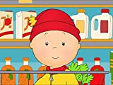 Caillou At The Market Image