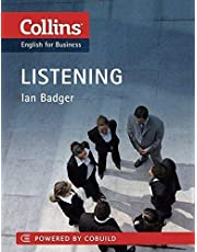 ENGLISH FOR BUSINESS: LISTENING + 1 AUDIO CD (Collins Business Skills and Communication)