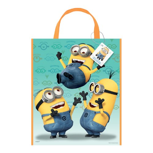 Minions Party Tote - Antarctica Costume For Kids