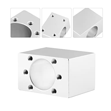 Ballscrew Nut Housing DSG16H Mount Bracket Fits for SFU1605 Ball Screws