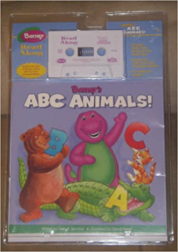 Barneys Abc Animals Read Along Advances In Communication And