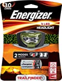 Energizer 3 LED Headlight, Green/Black/White, 3AAA