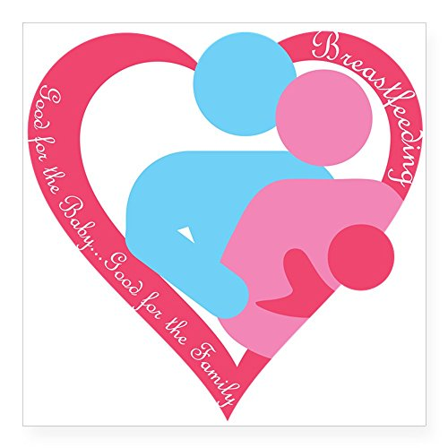 CafePress Good for The Family Square Sticker 3