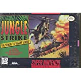 Jungle Strike - Nintendo Super NES